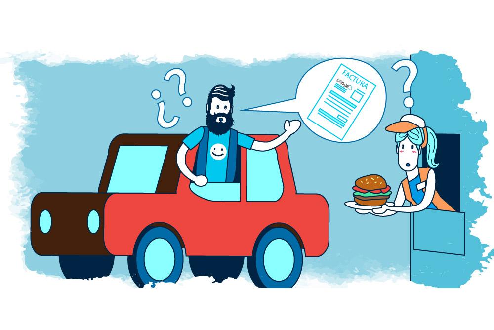 Dietas y facturas